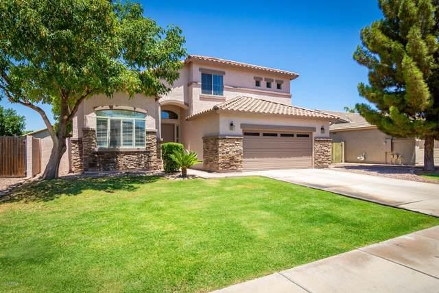 3574 E Caleb Way, Gilbert, AZ 85234 (MLS #6109047) :: The Property Partners at eXp Realty