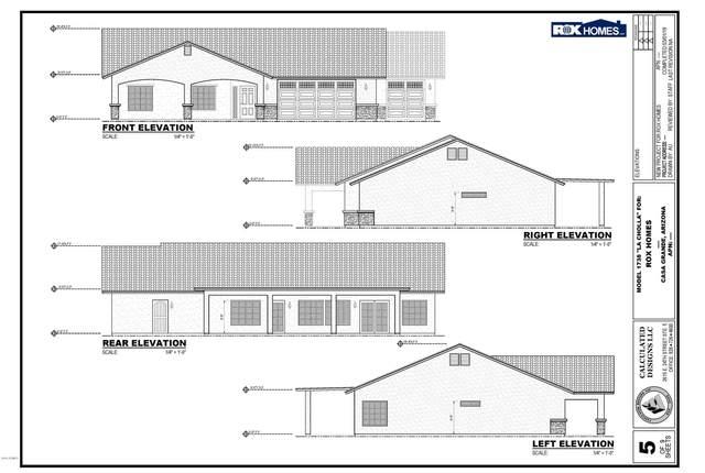 9697 N Tuzigoot Drive, Casa Grande, AZ 85122 (MLS #6109099) :: Brett Tanner Home Selling Team