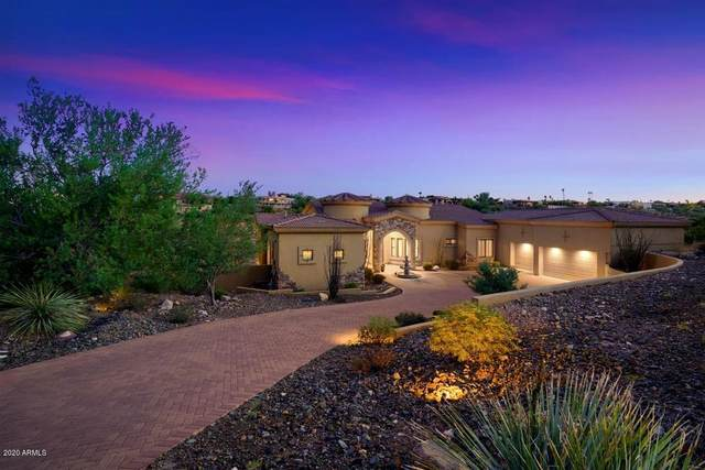 16507 E Emerald Drive, Fountain Hills, AZ 85268 (MLS #6109151) :: Conway Real Estate