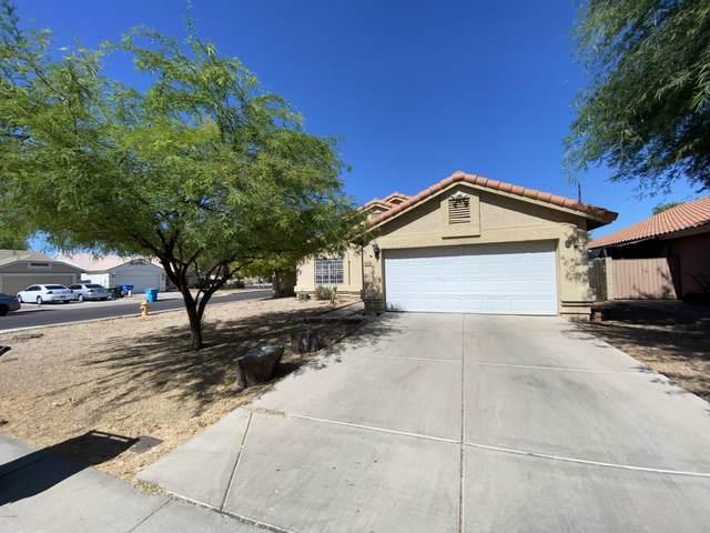 2502 N 90TH Lane, Phoenix, AZ 85037 (MLS #6109211) :: The Laughton Team