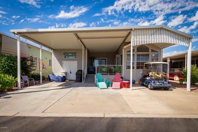 17200 W Bell Road #588, Surprise, AZ 85374 (MLS #6109214) :: Arizona Home Group