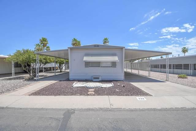 2100 N Trekell Road #332, Casa Grande, AZ 85122 (MLS #6109240) :: Brett Tanner Home Selling Team