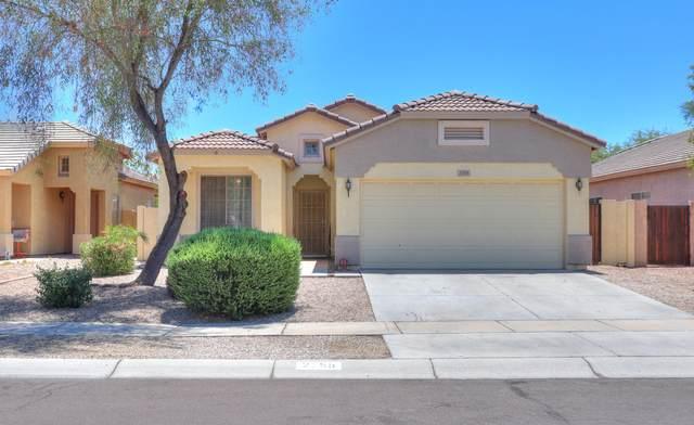 2755 E Morenci Road, San Tan Valley, AZ 85143 (MLS #6109274) :: Klaus Team Real Estate Solutions