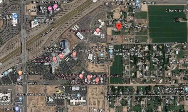 2057 E Wyatt Way, Gilbert, AZ 85297 (MLS #6109291) :: Klaus Team Real Estate Solutions