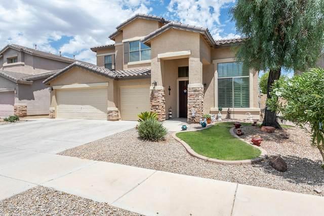 13554 W Caribbean Lane, Surprise, AZ 85379 (MLS #6109305) :: Klaus Team Real Estate Solutions