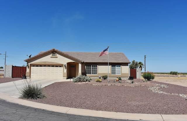 16000 S Animas Road, Arizona City, AZ 85123 (MLS #6109314) :: Klaus Team Real Estate Solutions