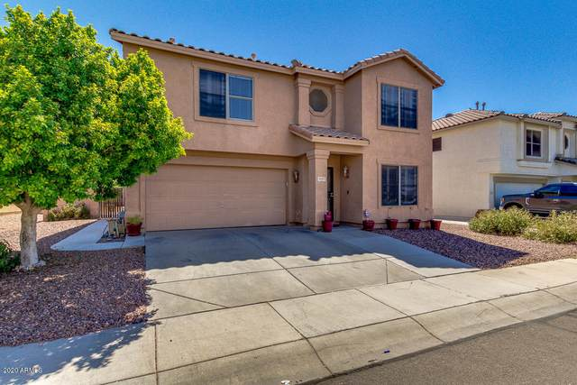 4817 N 92ND Lane, Phoenix, AZ 85037 (MLS #6109317) :: The Laughton Team