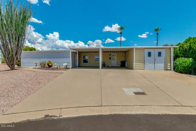 423 S 77TH Way, Mesa, AZ 85208 (MLS #6109347) :: Brett Tanner Home Selling Team