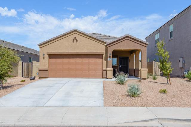3562 N 300TH Drive, Buckeye, AZ 85396 (MLS #6109374) :: Openshaw Real Estate Group in partnership with The Jesse Herfel Real Estate Group