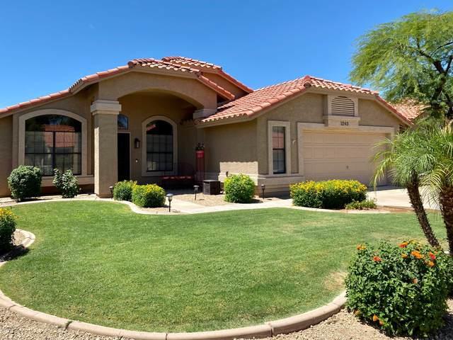 1243 E Tremaine Avenue, Gilbert, AZ 85234 (MLS #6109387) :: Lux Home Group at  Keller Williams Realty Phoenix