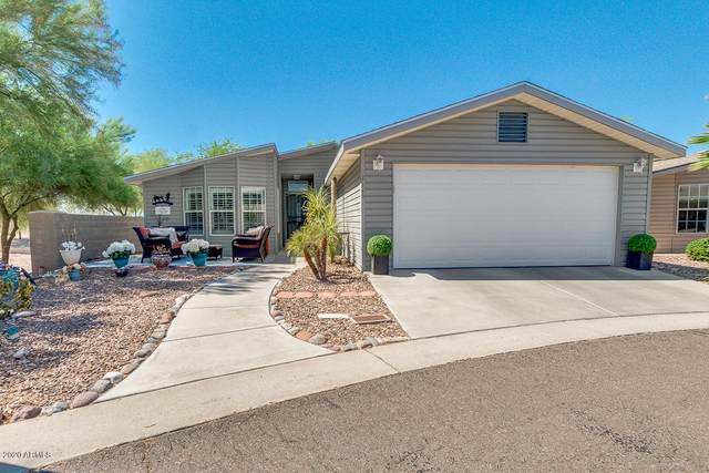 3301 S Goldfield Road #2126, Apache Junction, AZ 85119 (MLS #6109406) :: Conway Real Estate