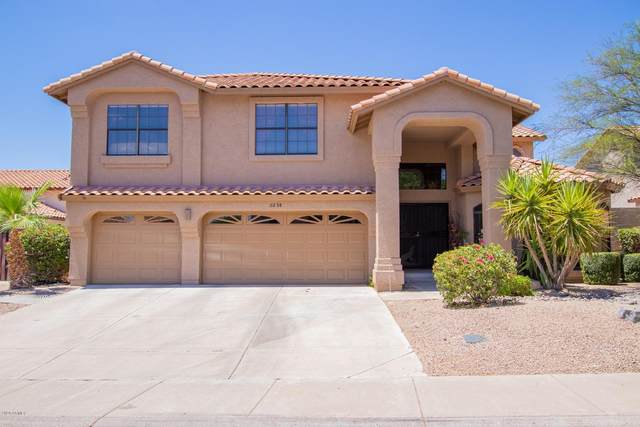 11238 N 128TH Place, Scottsdale, AZ 85259 (MLS #6109455) :: Brett Tanner Home Selling Team