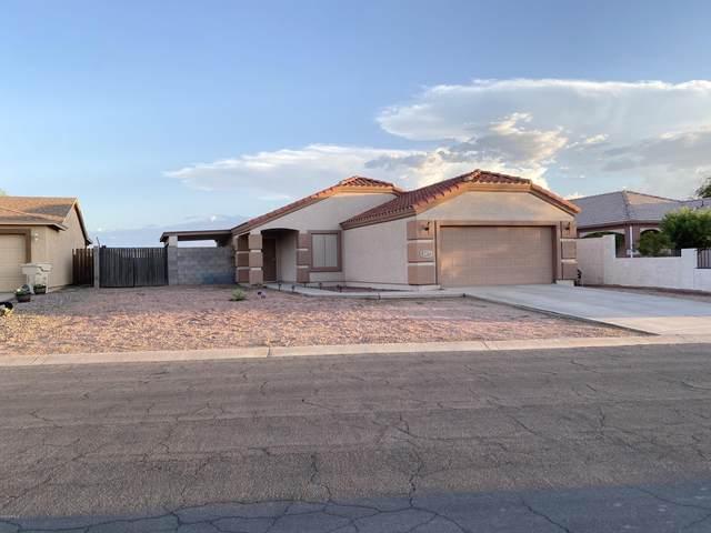8477 W Raven Drive, Arizona City, AZ 85123 (MLS #6109492) :: Revelation Real Estate