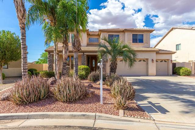 1218 E Altadonna Court, San Tan Valley, AZ 85140 (MLS #6109497) :: Klaus Team Real Estate Solutions