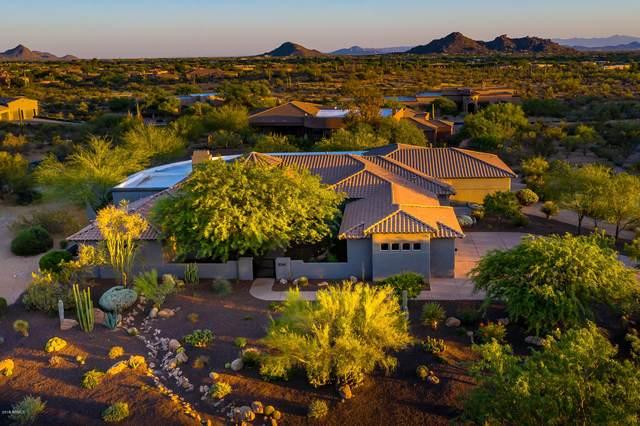 8245 E Montello Road, Scottsdale, AZ 85266 (MLS #6109498) :: Brett Tanner Home Selling Team