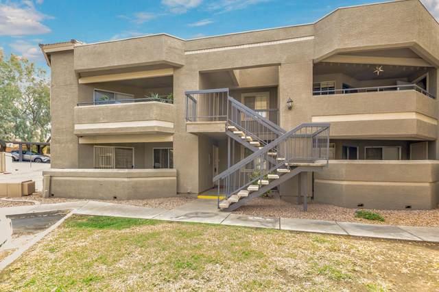 1720 E Thunderbird Road #1079, Phoenix, AZ 85022 (MLS #6109519) :: Brett Tanner Home Selling Team