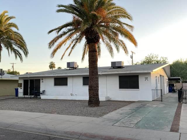 2106 S Granada Drive, Tempe, AZ 85282 (MLS #6109521) :: Arizona Home Group