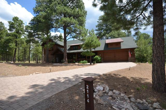 2114 E Del Rae Drive, Flagstaff, AZ 86005 (MLS #6109527) :: Klaus Team Real Estate Solutions