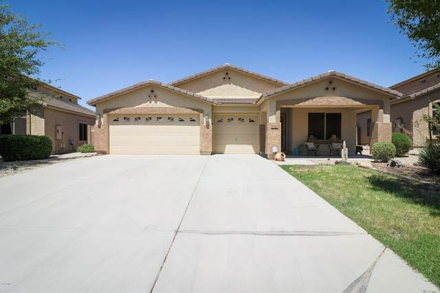 2952 N Lainey Lane, Buckeye, AZ 85396 (MLS #6109533) :: Openshaw Real Estate Group in partnership with The Jesse Herfel Real Estate Group