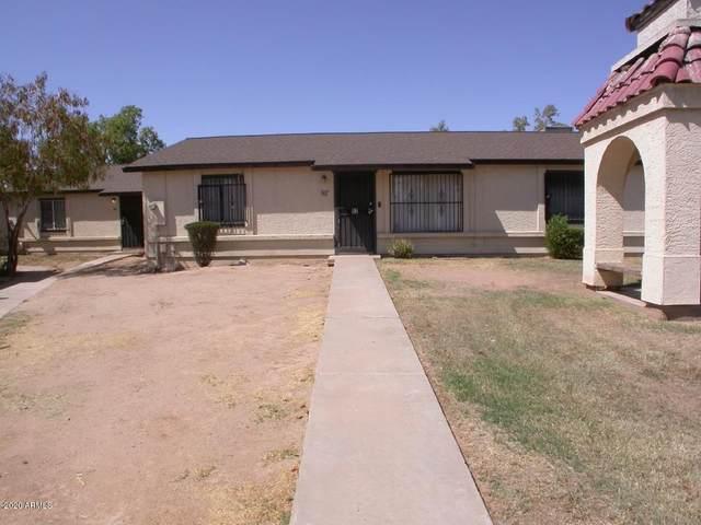 3120 N 67TH Lane #92, Phoenix, AZ 85033 (MLS #6109534) :: Klaus Team Real Estate Solutions