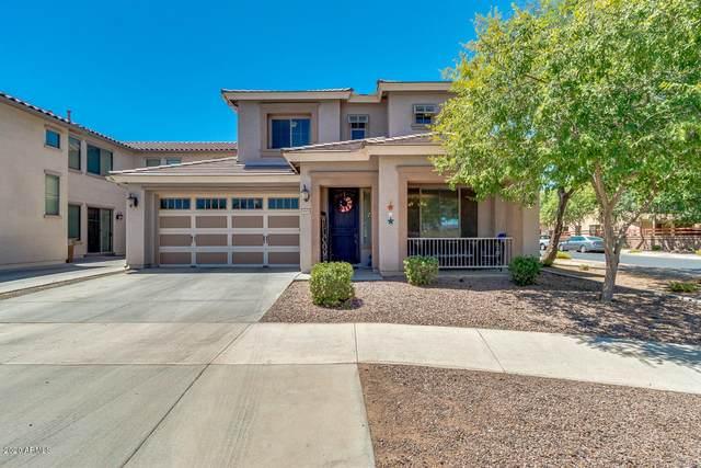 18859 E Pelican Drive, Queen Creek, AZ 85142 (MLS #6109569) :: The Bill and Cindy Flowers Team