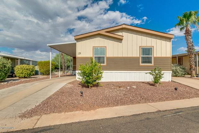 2000 S Apache Road #128, Buckeye, AZ 85326 (MLS #6109570) :: The W Group