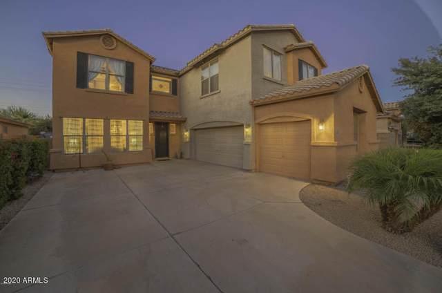 3162 E Silversmith Trail, San Tan Valley, AZ 85143 (MLS #6109571) :: Klaus Team Real Estate Solutions