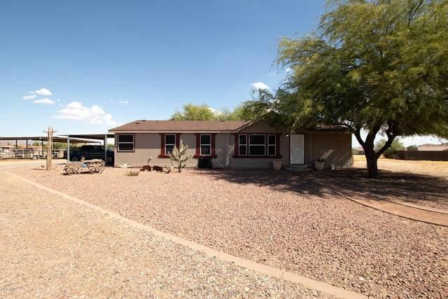 13719 S Airport Road, Buckeye, AZ 85326 (MLS #6109608) :: Brett Tanner Home Selling Team