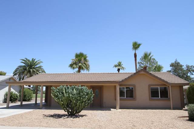 10848 W Crosby Drive, Sun City, AZ 85351 (MLS #6109670) :: Brett Tanner Home Selling Team