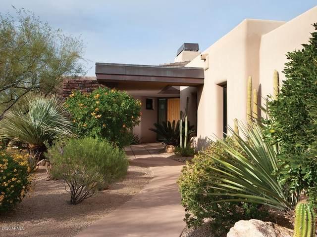 10276 E Nolina Trail, Scottsdale, AZ 85262 (MLS #6109707) :: Balboa Realty