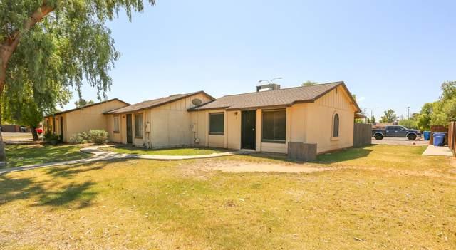 3120 N 67TH Lane #6, Phoenix, AZ 85033 (MLS #6109734) :: Klaus Team Real Estate Solutions