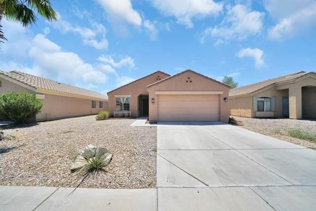 16027 W Vogel Avenue, Goodyear, AZ 85338 (MLS #6109738) :: The Helping Hands Team