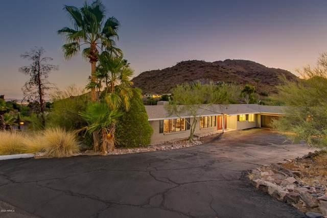 7120 N Clearwater Parkway, Paradise Valley, AZ 85253 (MLS #6109740) :: Brett Tanner Home Selling Team