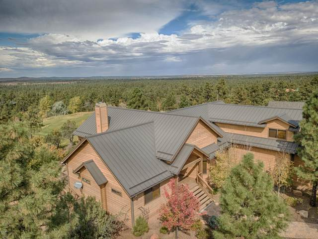 1030 S Wild Rose Lane, Show Low, AZ 85901 (MLS #6109744) :: Lifestyle Partners Team