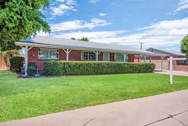 2416 N 74TH Street, Scottsdale, AZ 85257 (MLS #6109798) :: Klaus Team Real Estate Solutions