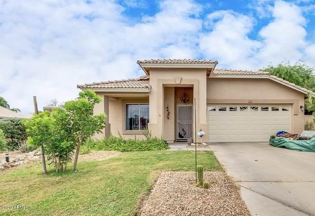 9739 E Kiva Avenue, Mesa, AZ 85209 (MLS #6109812) :: The Laughton Team