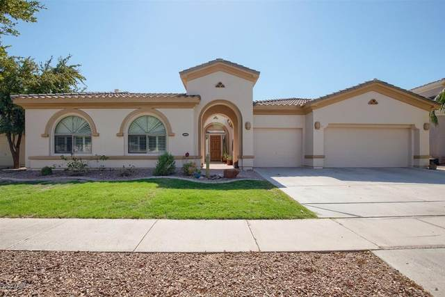 4688 S Bandit Road, Gilbert, AZ 85297 (MLS #6109829) :: Kevin Houston Group