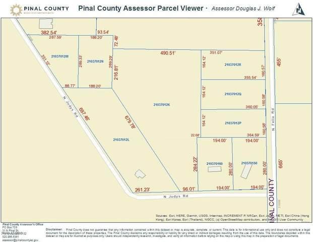 316XX N Judy's Road, San Tan Valley, AZ 85143 (MLS #6109851) :: Arizona Home Group