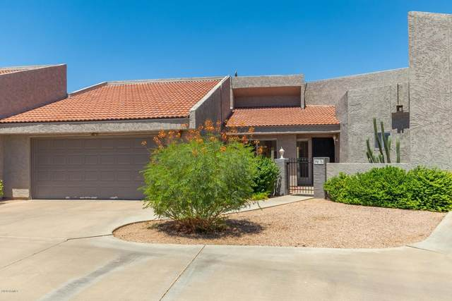 792 W El Monte Place #6, Chandler, AZ 85225 (MLS #6109865) :: NextView Home Professionals, Brokered by eXp Realty