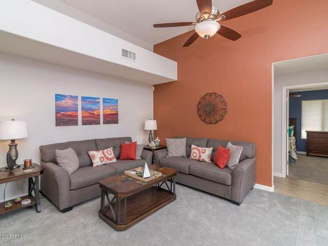 11260 N 92ND Street #2100, Scottsdale, AZ 85260 (MLS #6109896) :: Howe Realty
