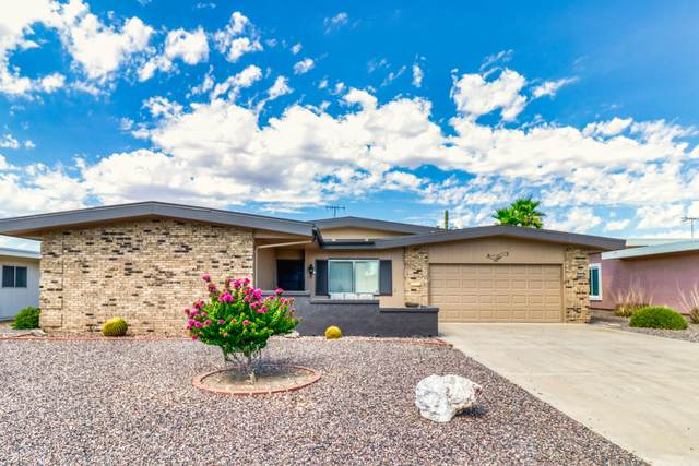 16634 N Meadow Park Drive, Sun City, AZ 85351 (MLS #6109937) :: Brett Tanner Home Selling Team