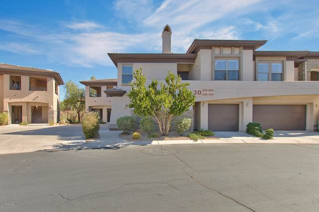 20121 N 76TH Street #2060, Scottsdale, AZ 85255 (MLS #6110018) :: The Everest Team at eXp Realty