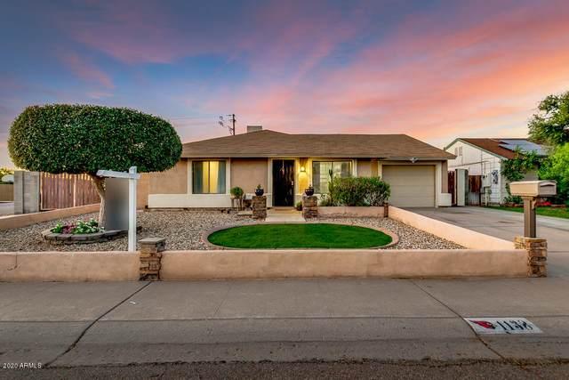 1138 W Ross Avenue, Phoenix, AZ 85027 (MLS #6110027) :: The Laughton Team