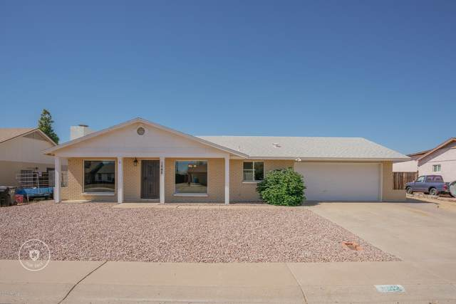1542 W Kristal Way, Phoenix, AZ 85027 (MLS #6110102) :: The Laughton Team