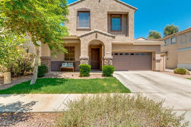 3656 E Warbler Road, Gilbert, AZ 85297 (MLS #6110108) :: Klaus Team Real Estate Solutions