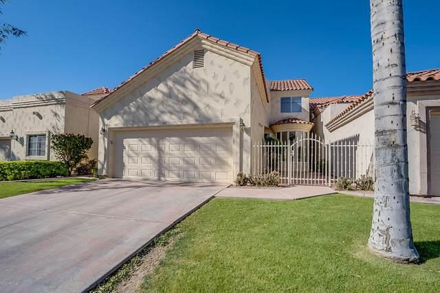 1700 E Lakeside Drive #50, Gilbert, AZ 85234 (MLS #6110124) :: Klaus Team Real Estate Solutions