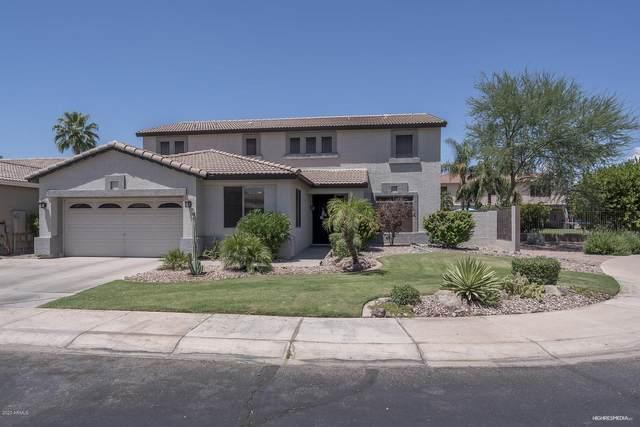 222 W Elmwood Place, Chandler, AZ 85248 (MLS #6110126) :: Klaus Team Real Estate Solutions