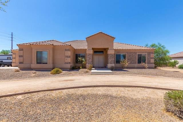 1797 E Loveland Lane, San Tan Valley, AZ 85140 (MLS #6110162) :: Klaus Team Real Estate Solutions