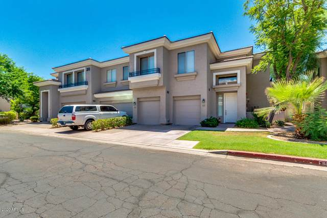 8180 E Shea Boulevard #1061, Scottsdale, AZ 85260 (MLS #6110164) :: Howe Realty