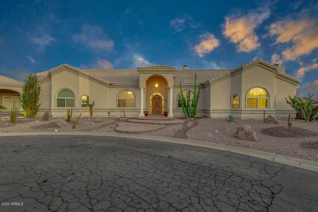 15960 W Ken Circle, Arizona City, AZ 85123 (MLS #6110169) :: Klaus Team Real Estate Solutions